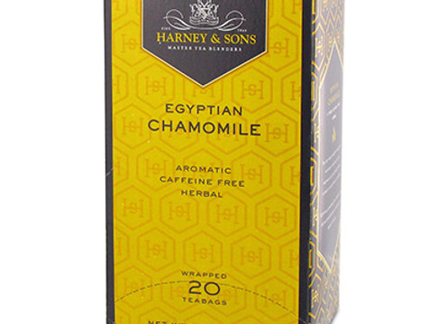HARNEY & SONS Caffeine- Free Herbal Egyptian Chamomile Tea