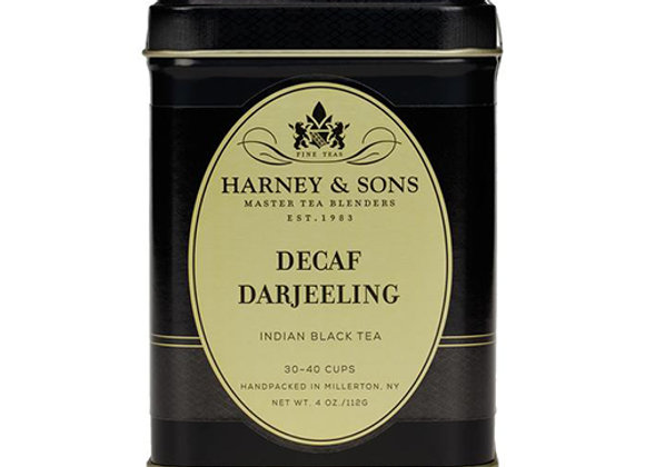 HARNEY & SONS Decaffeinated Black Tea Sachets