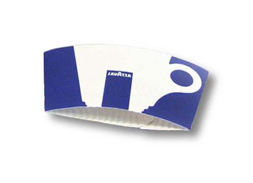 Lavazza Paper Cup Sleeve 12oz - 16oz (US)