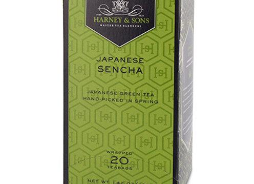 HARNEY & SONS Green Japanese Sencha Tea