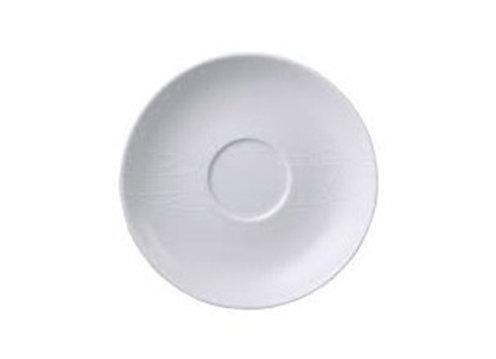 Lavazza Ceramic Cappucino Saucers (US)