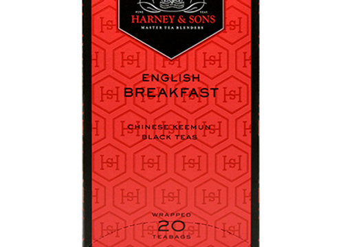 HARNEY & SONS English Breakfast Black Tea