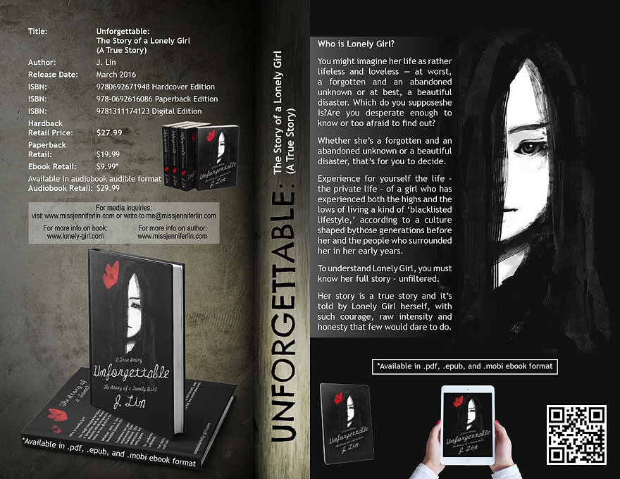 unforgettable lonely girl media