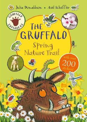 The Gruffalo Spring Nature Trail book