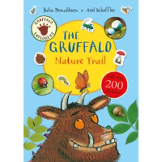 The Gruffalo Nature Trail book