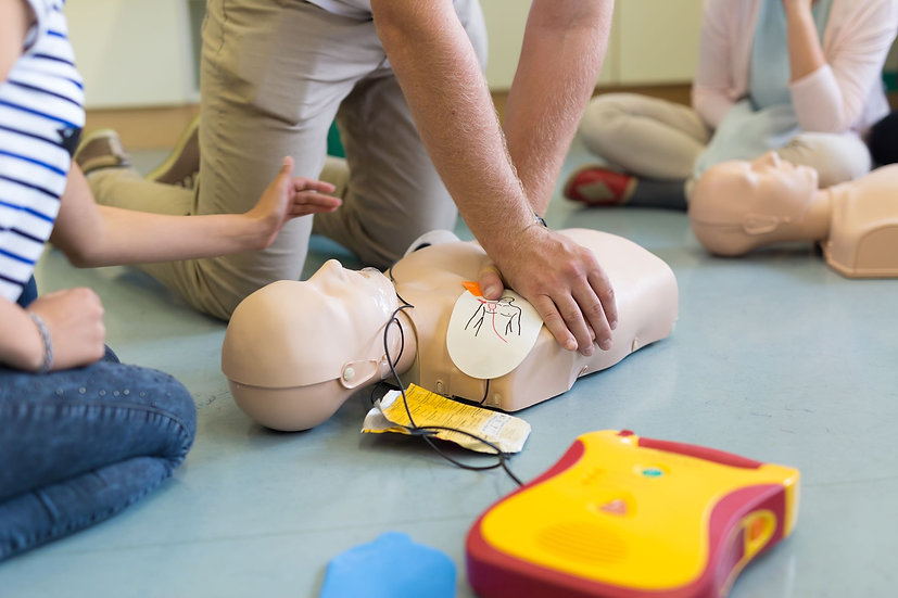2 Day First Aid Course: EFAW, Paediatric and Activity First Aid 18th/19th Dec