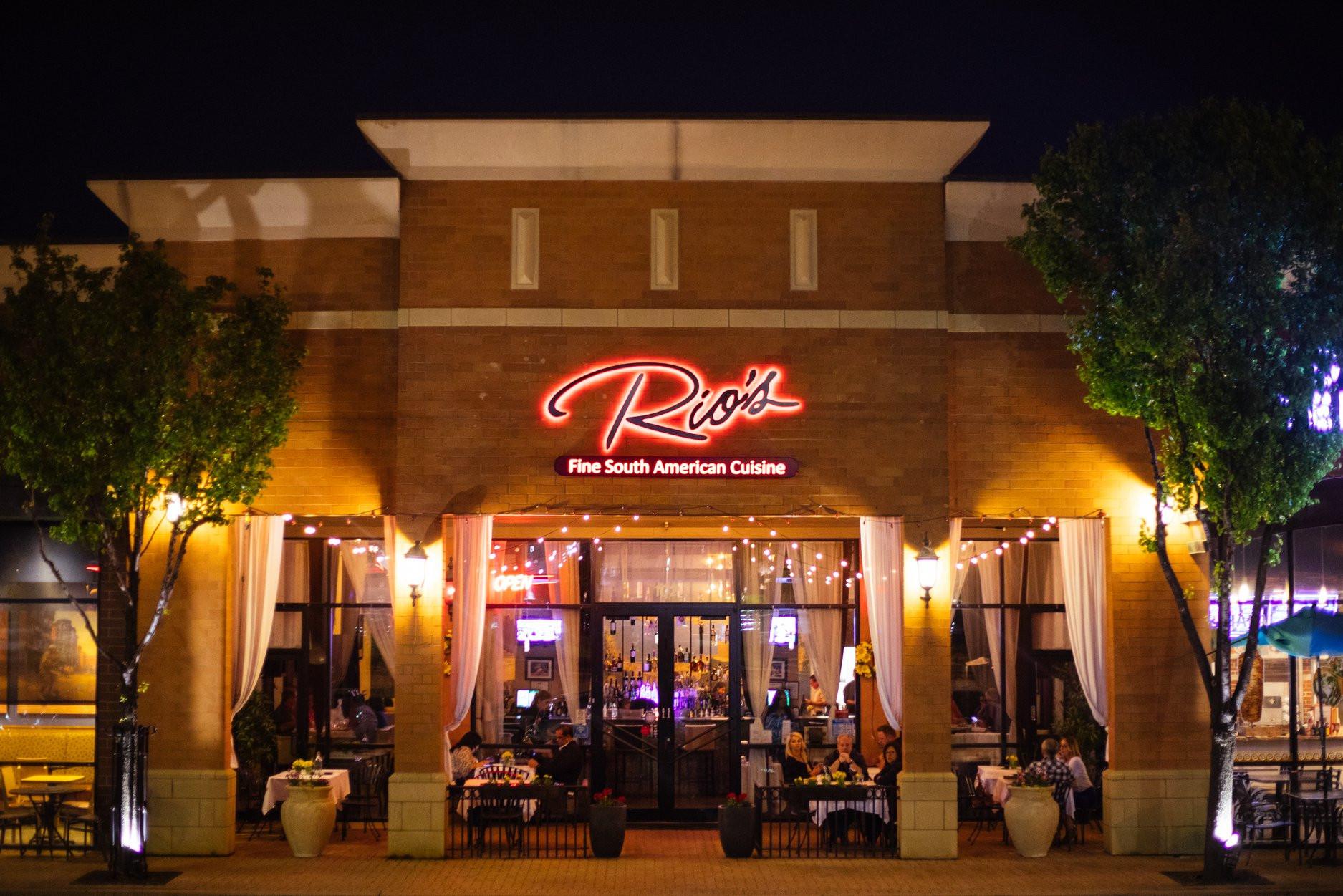 Rio S Addison South American Fine Dining In Addison