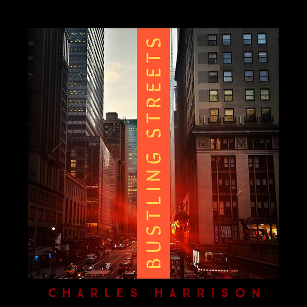 Bustling Streets (Album Cover)