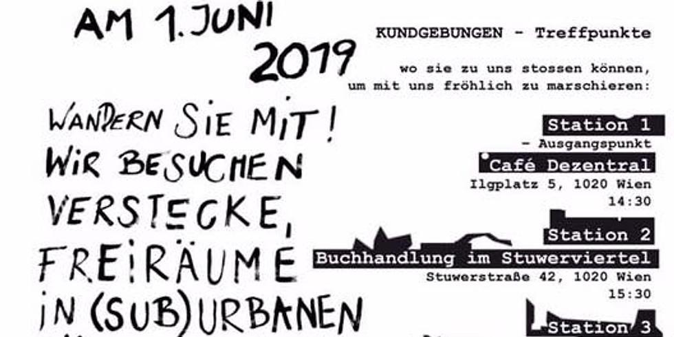 Versteck 2 mit Tini Trampler & Playbackdolls und Eva Schörkhuber