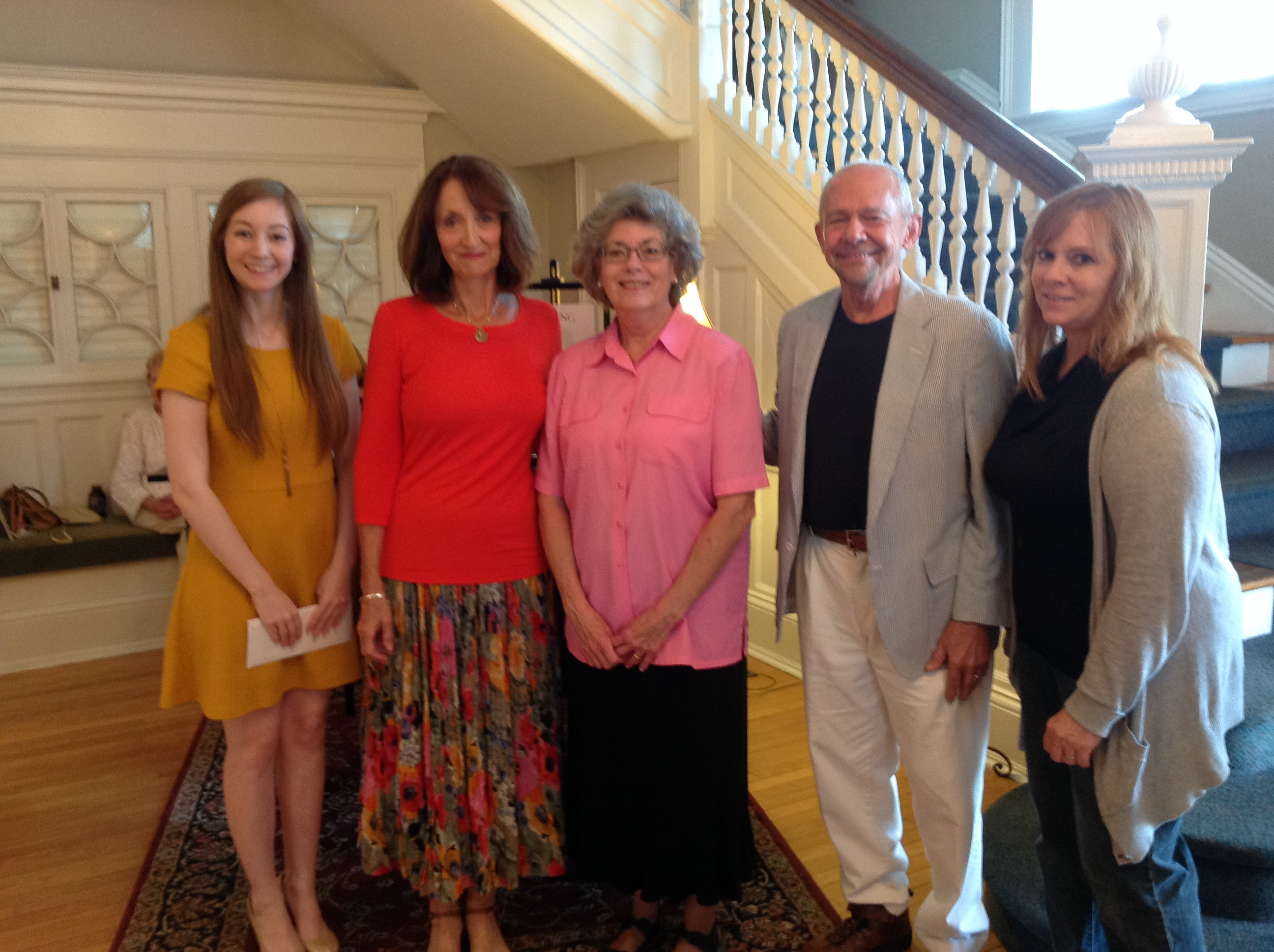 Marian Hagins Memorial Art Show