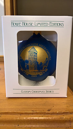See Lancaster Christmas Ornaments - 2009