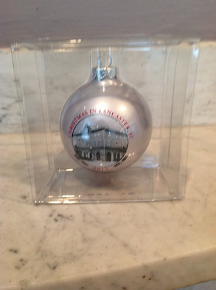 See Lancaster Christmas Ornaments - 2013