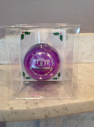 See Lancaster Christmas Ornaments - 2014