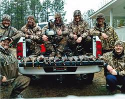 Team Ruddy Duck - JB Whitesides