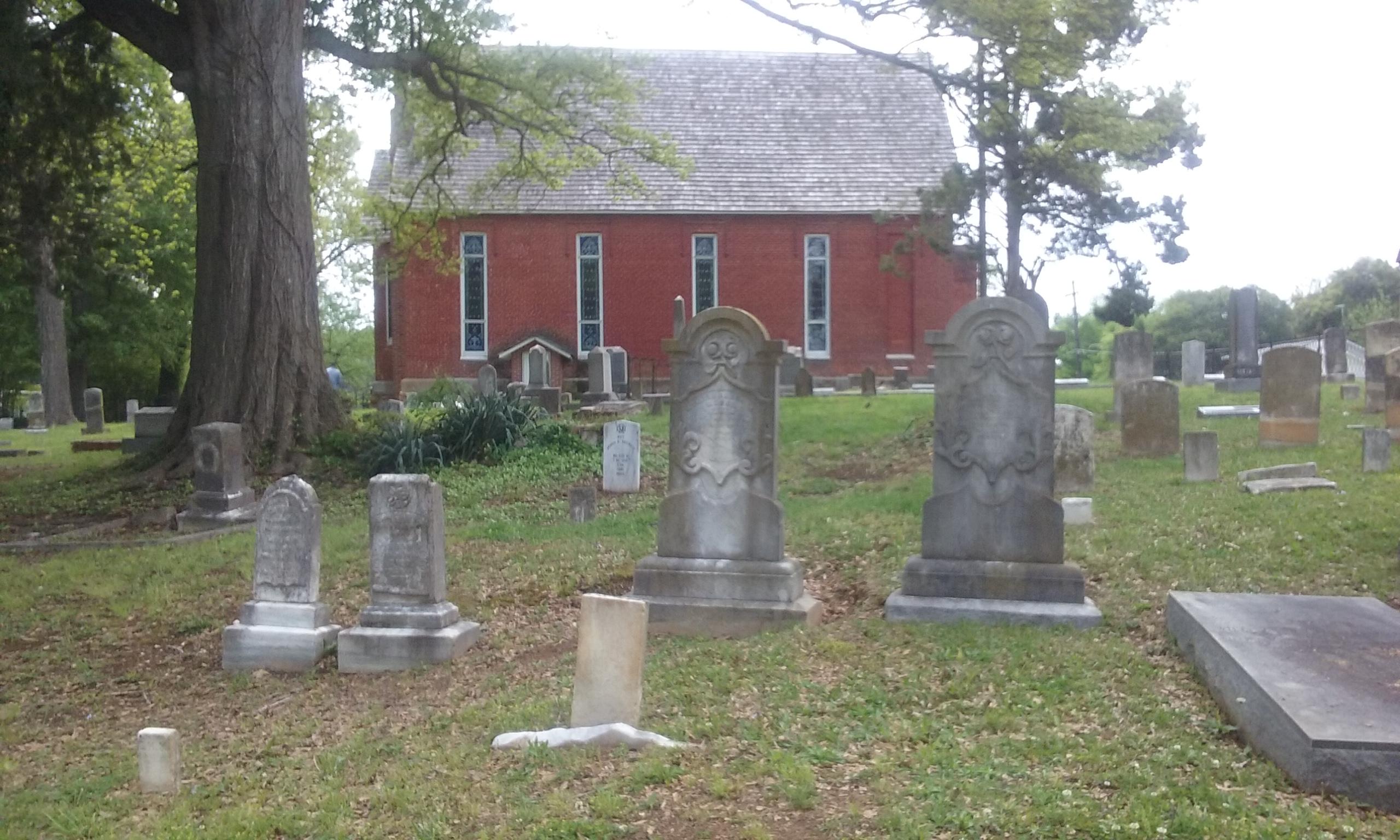 Le Olde Presbyterians - Kate Muse