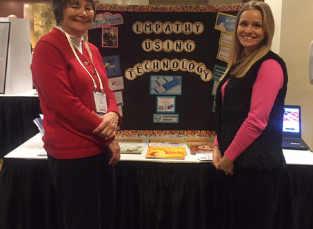 Teachers Present at Technology Conference