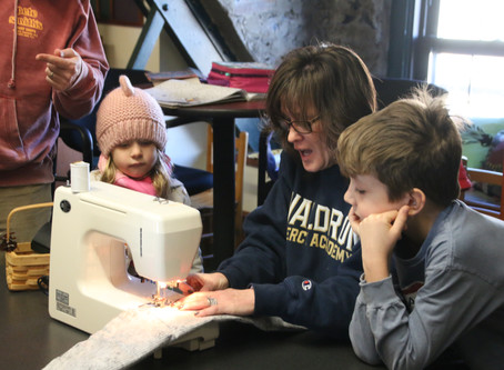 Waldron Mercy Participates in Martin Luther King, Jr. Day of Service