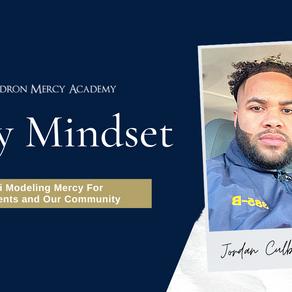 Mercy Mindset: Jordan Culbreath '05