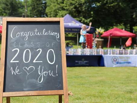 Congratulations, Class of 2020!