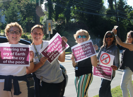 Mercy Advocacy Action for Earth