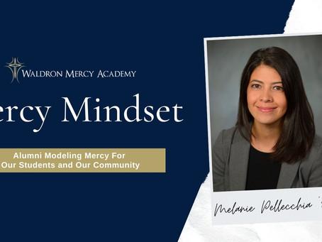 Mercy Mindset: Dr. Melanie Perez Pellechia '92