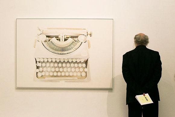 אריק רמות | מכונת הכתיבה