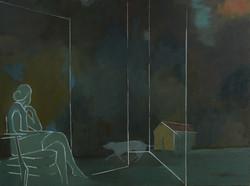 oil on canvas 60x80cm. 2015b