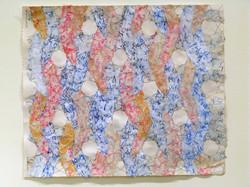 ללא כותרת, 2009, קולאז', 11x23 סמ