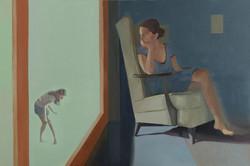 oil on canvas 120x80cm. 2015
