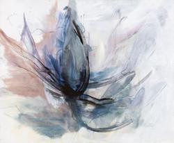 lotus 100x120 cmדורית טייכמן