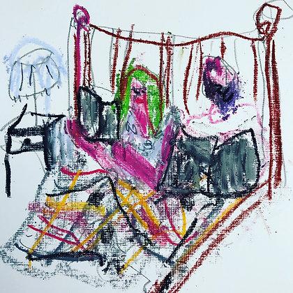 איילת ריזה | מיטה זוגית