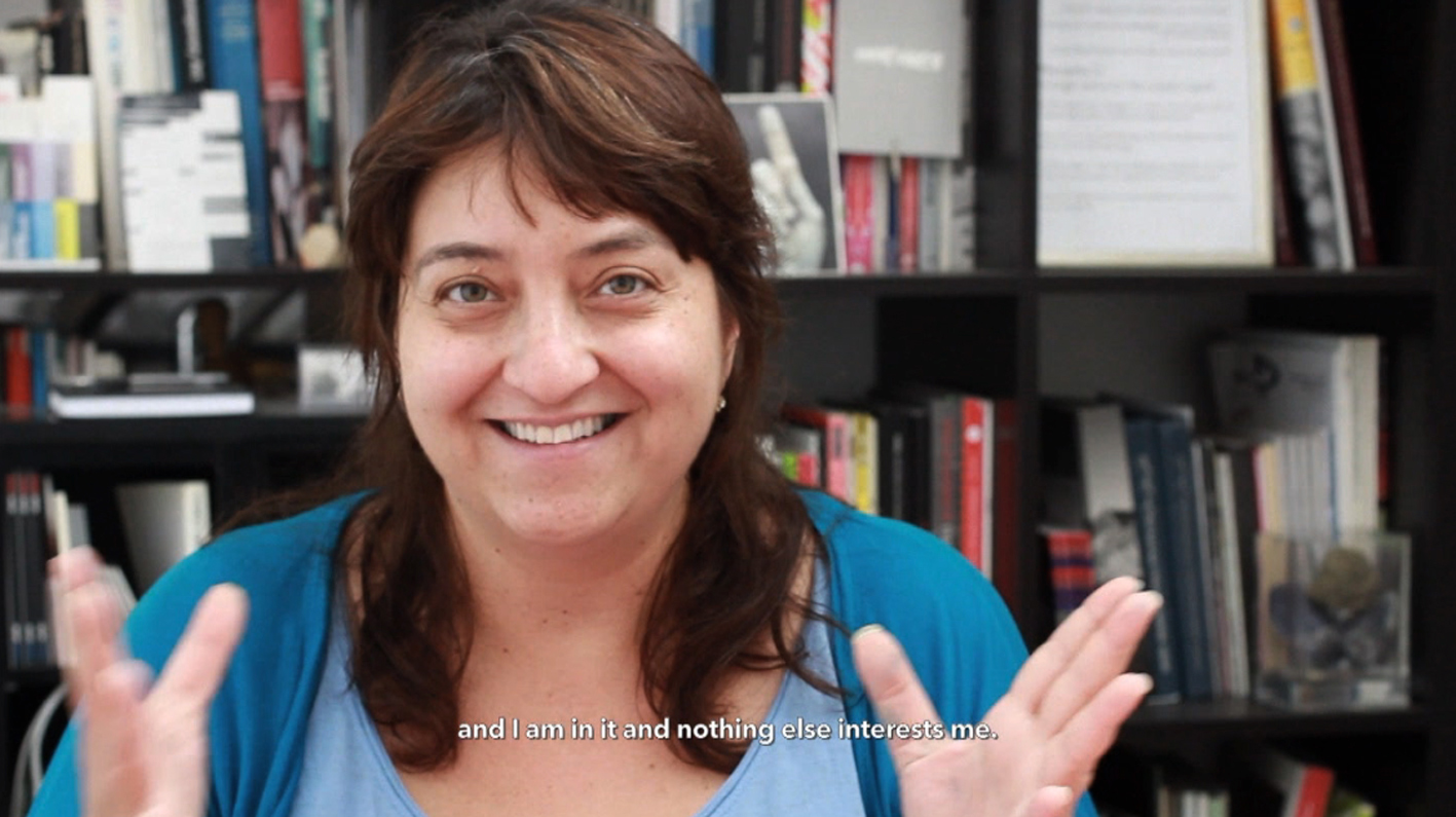 Interview with Ariela Plotkin