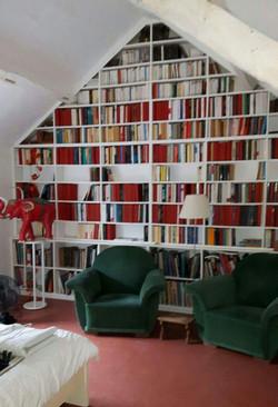 HistoireDco - Photo - RealisationSurMesure - Bibliotheque