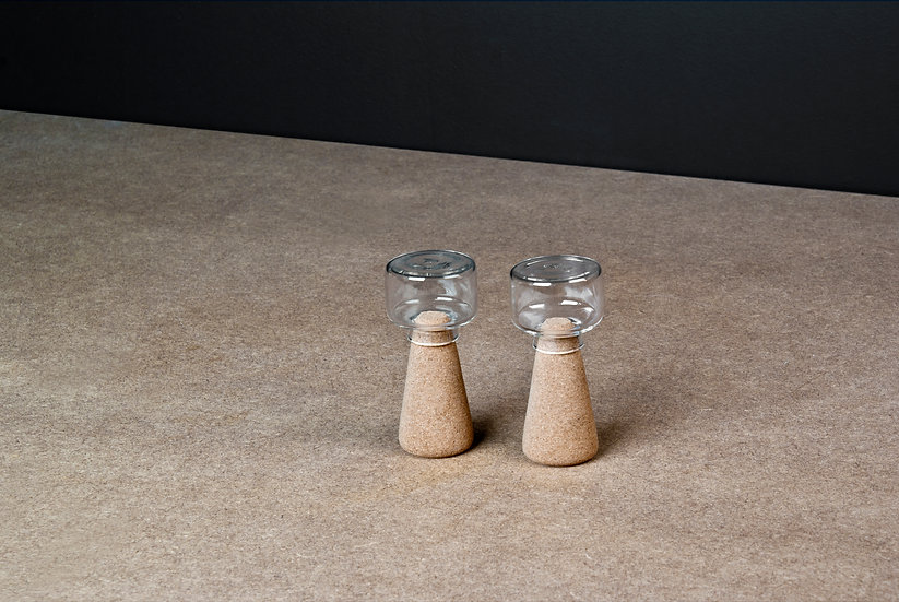 SALT & PEPPER / Nendo