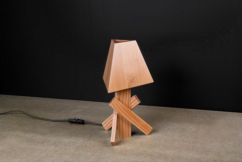 SHANTY LAMP / Paul Loebach