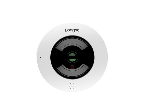 4MP 全方位型(360度) IP Camera
