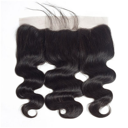 Transparent Frontal - Body Wave