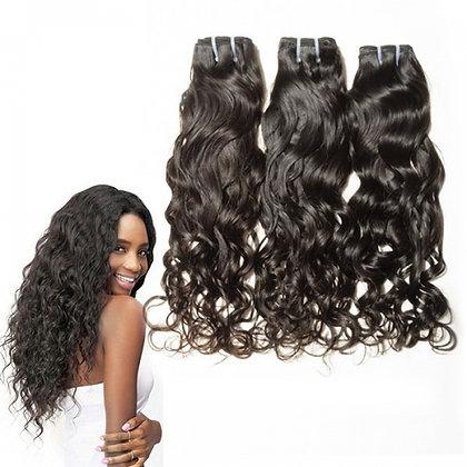 Virgin Water Wave Hair (Single Bundles)