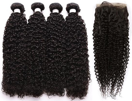 Kinky Curl Bundle
