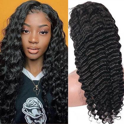 """""""Gigi"""" Deep Wave - Lacefront Wig"""
