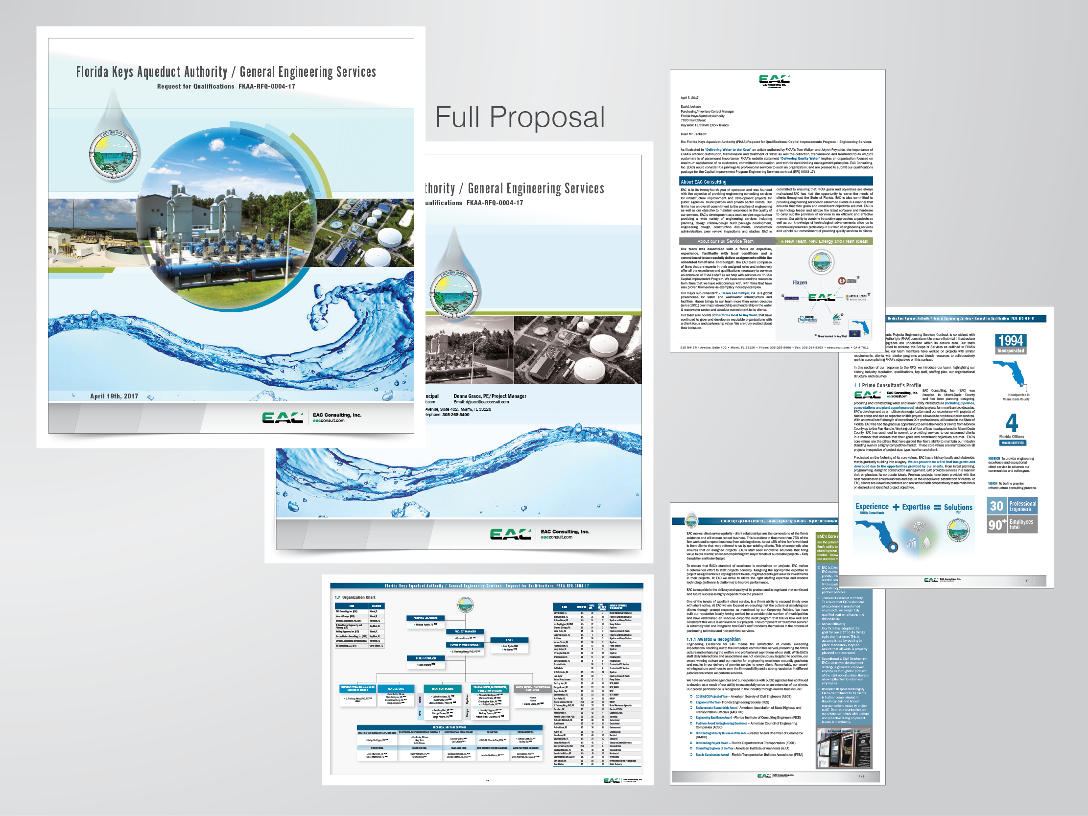 Full Proposal - Key West Submittal
