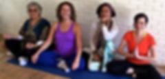 Equipe Prema: Prof. Irma, Ana Cristina, Ana Morena e Ana Maria