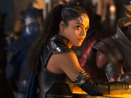 "Foxy Faves of 2017: Valkyrie (Brunhilde) of ""Thor Ragnarok"""