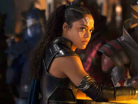 "Foxy Faves of 2017: Valkyrie (Brunhilde) of ""Thor Ragnarok"""