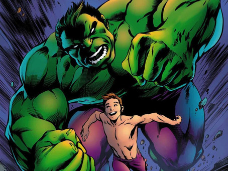 Foxy Reviews Comics: Totally Awesome Hulk Issue #7