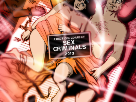 Foxy Reviews: Sex Criminals
