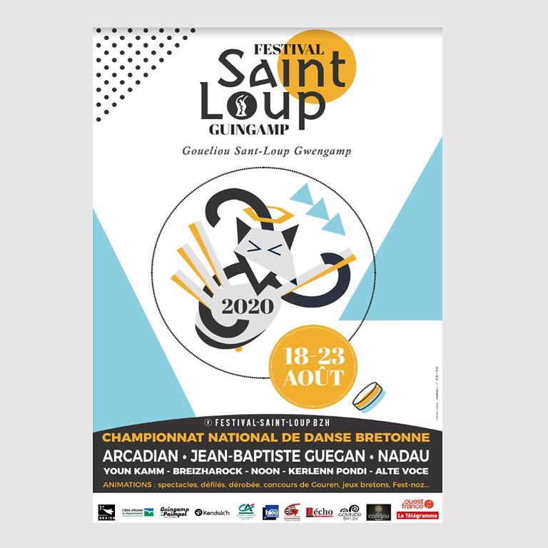Festival de la Saint-Loup 2021