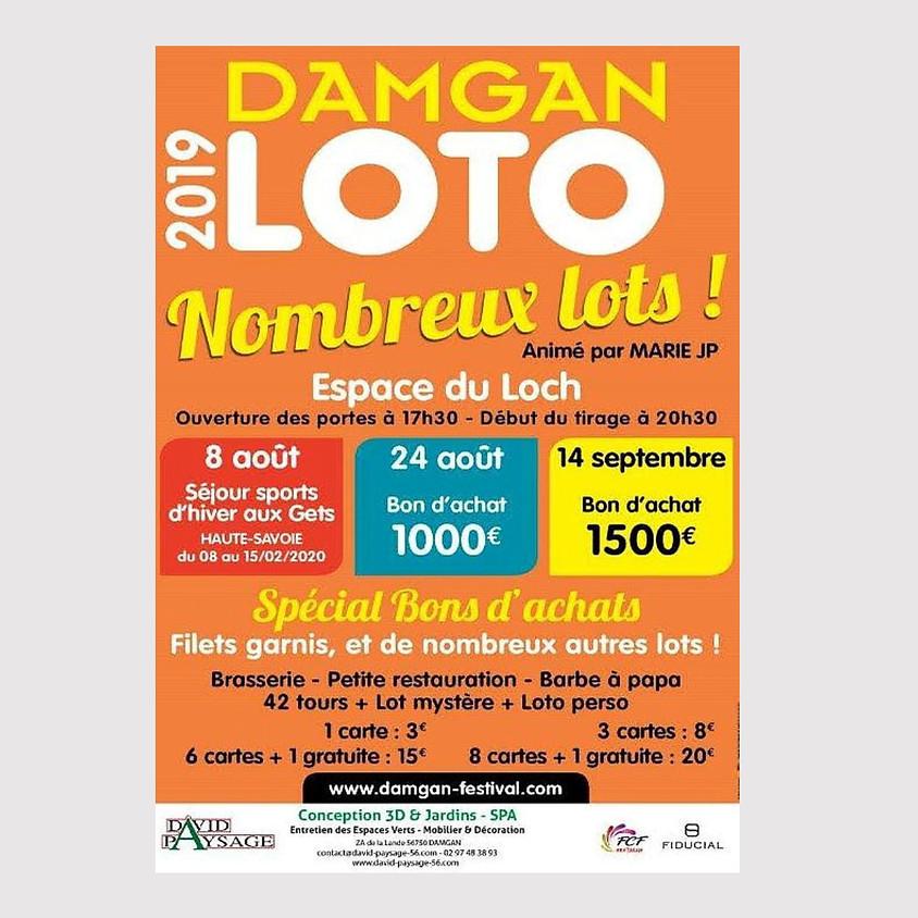 Loto à Damgan