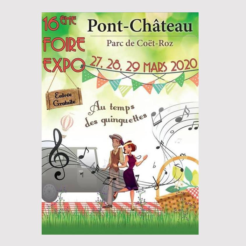 Foire expo 2020 de Pontchâteau (annulée)