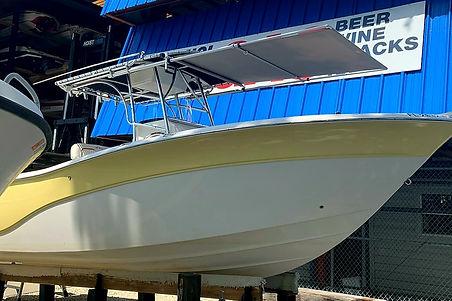 2009 Sea Fox 256 COMMANDER_1
